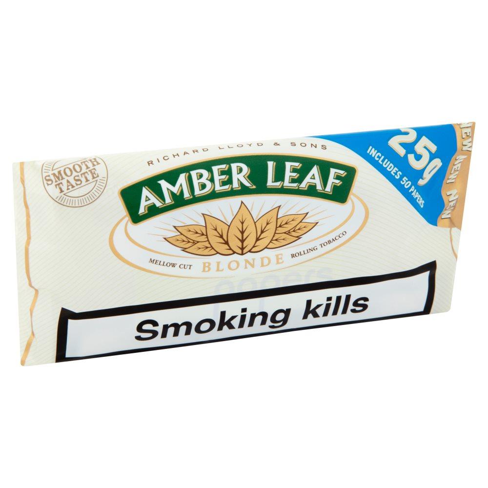 Amber Leaf Blonde Standard Bestway Wholesale