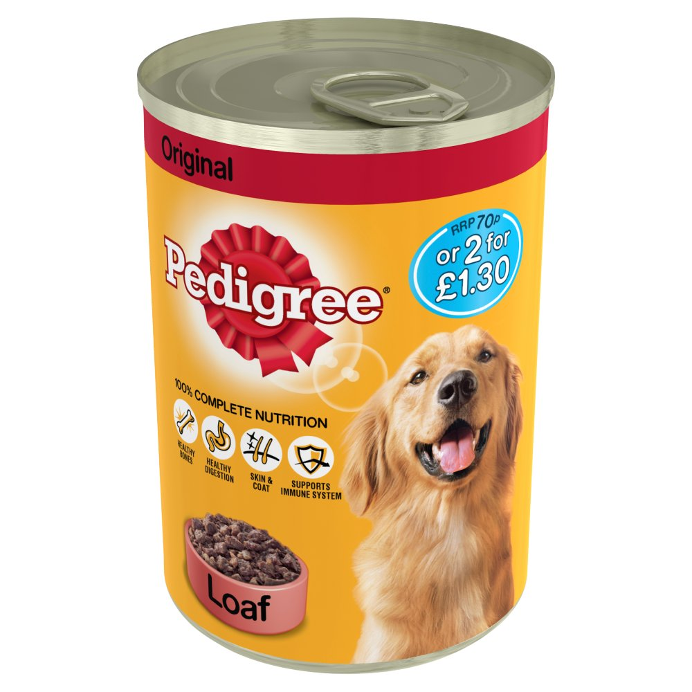 Pedigree Cil Original PM 70p