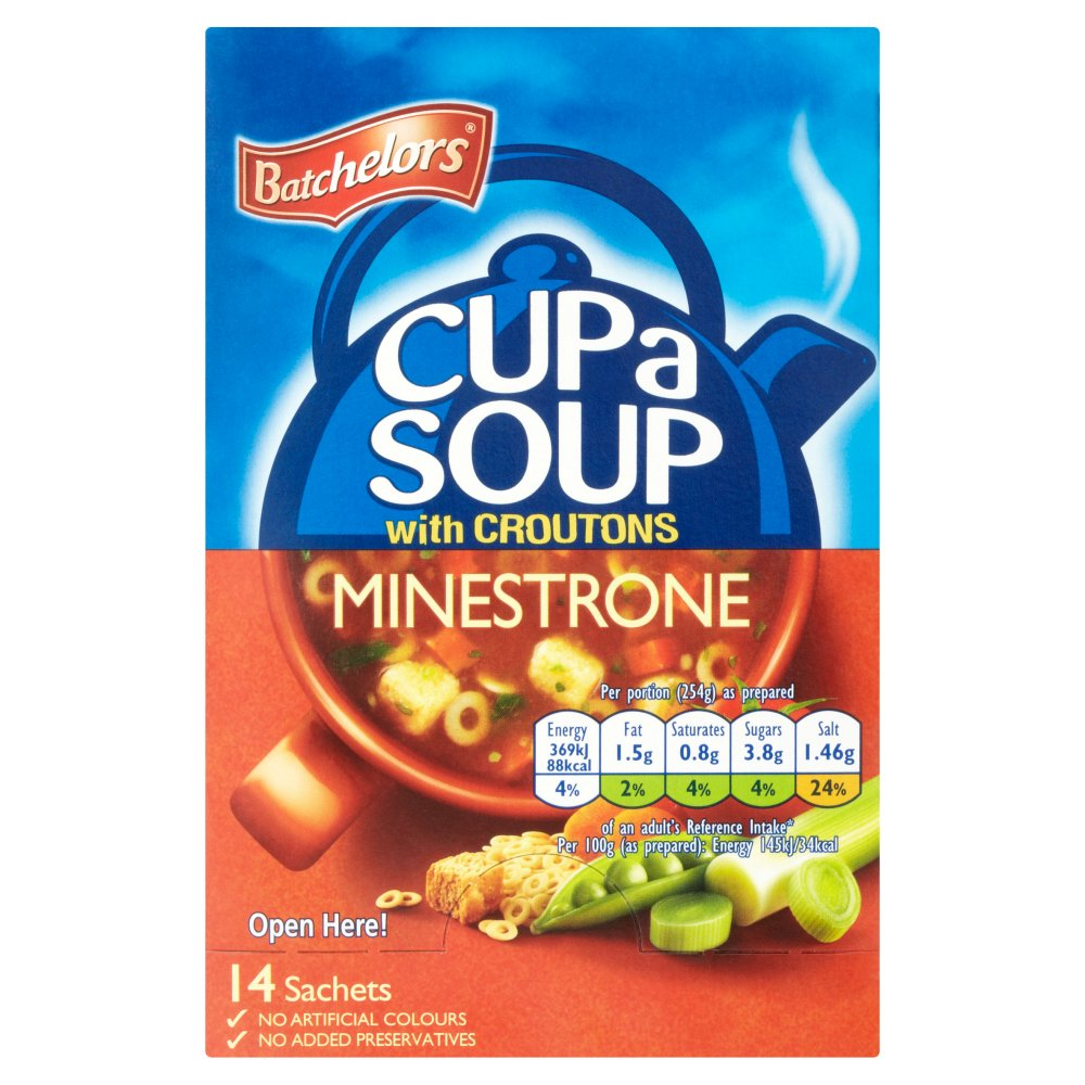 Bat Cas Minestrone