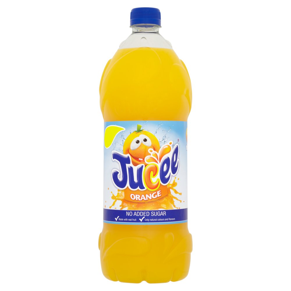 Jucee Whole Orange Nas PM £1.29
