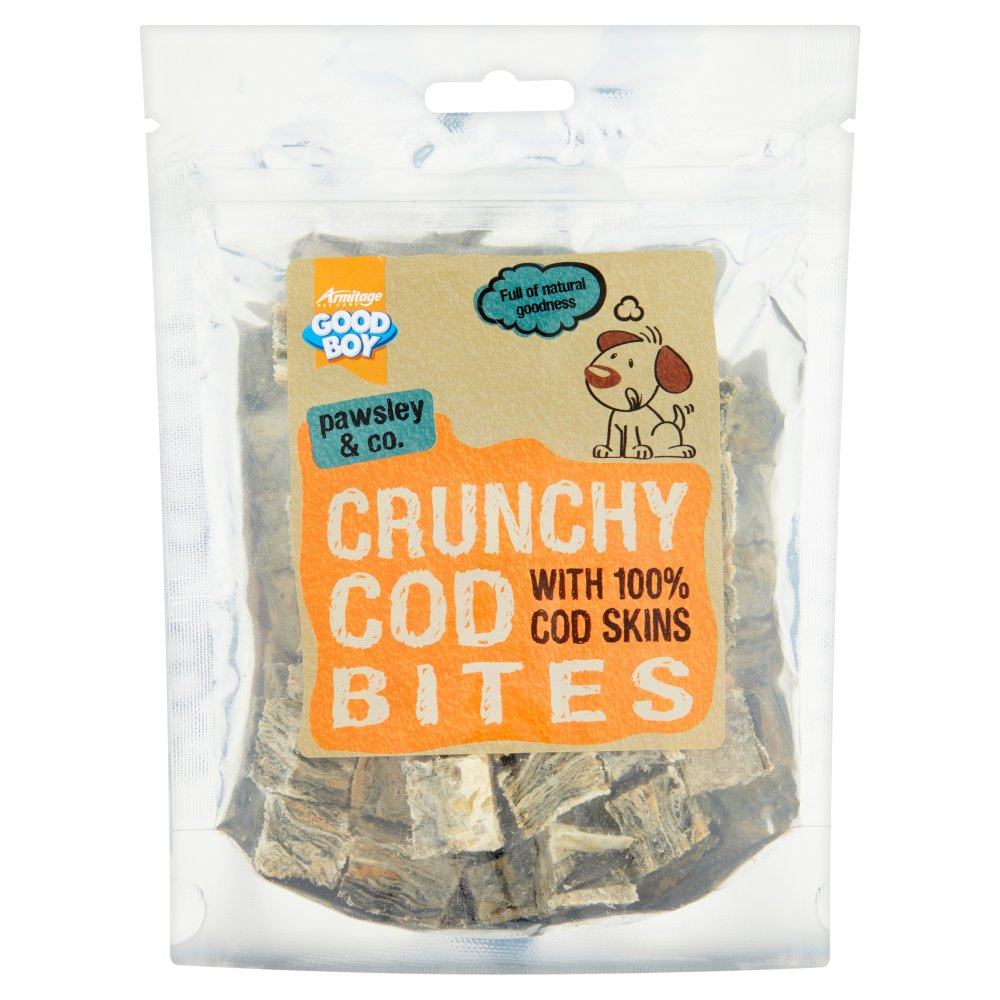 Gb Crunchy Cod Chunks 90g