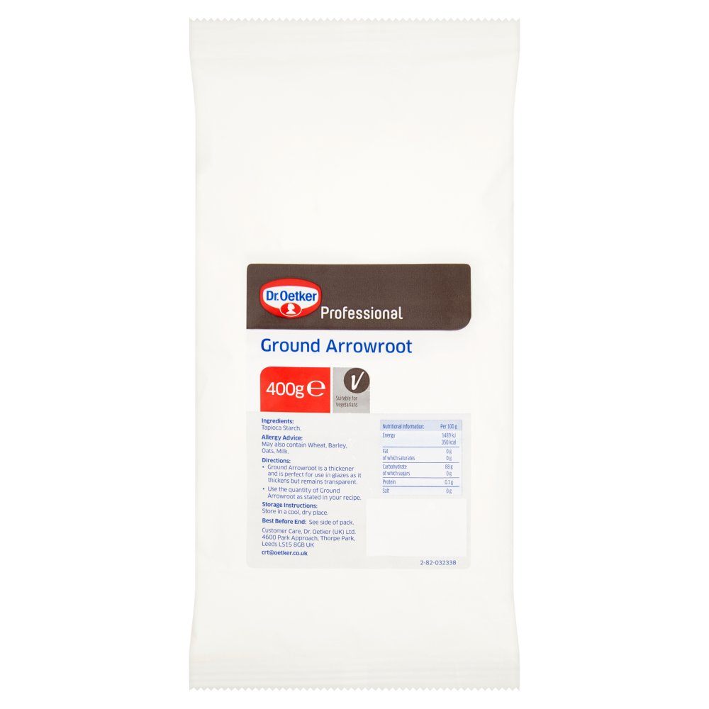 Dr Oetker Ground Arrowroot