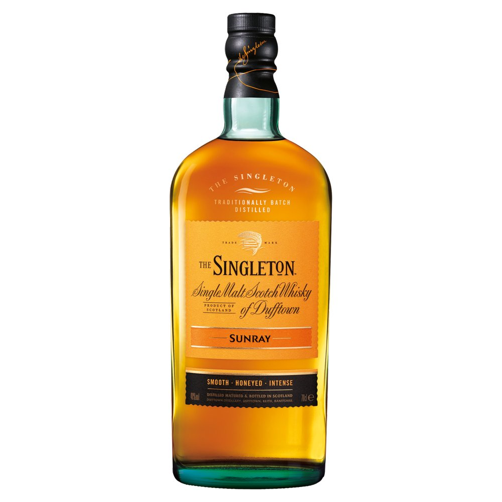 The Singleton/Dufftown Sunray S/Malt Whisky 70cl