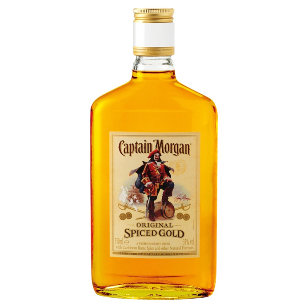 Best Way Drink Captain Morgan
