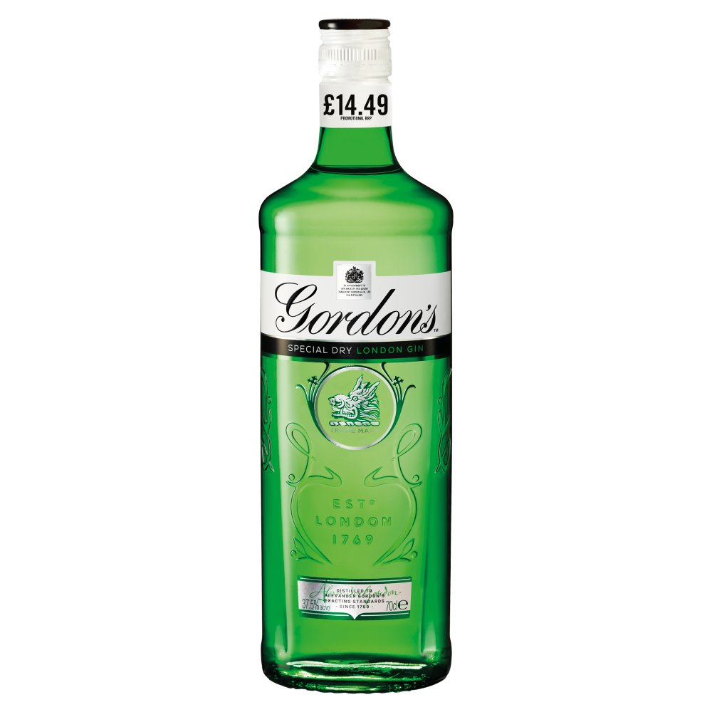 Gordon's Special Dry Gin 70cl PMP £14.49
