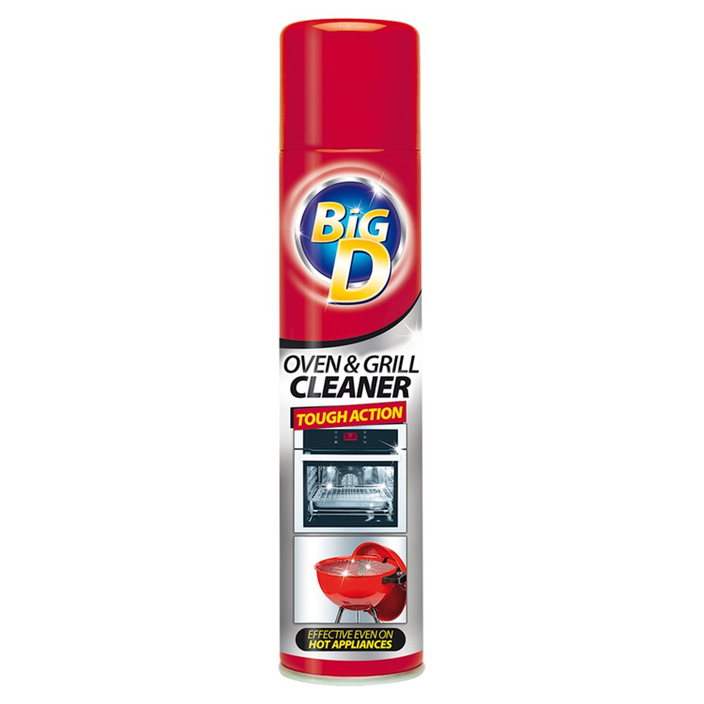 Big D Oven Cleaner 300ml