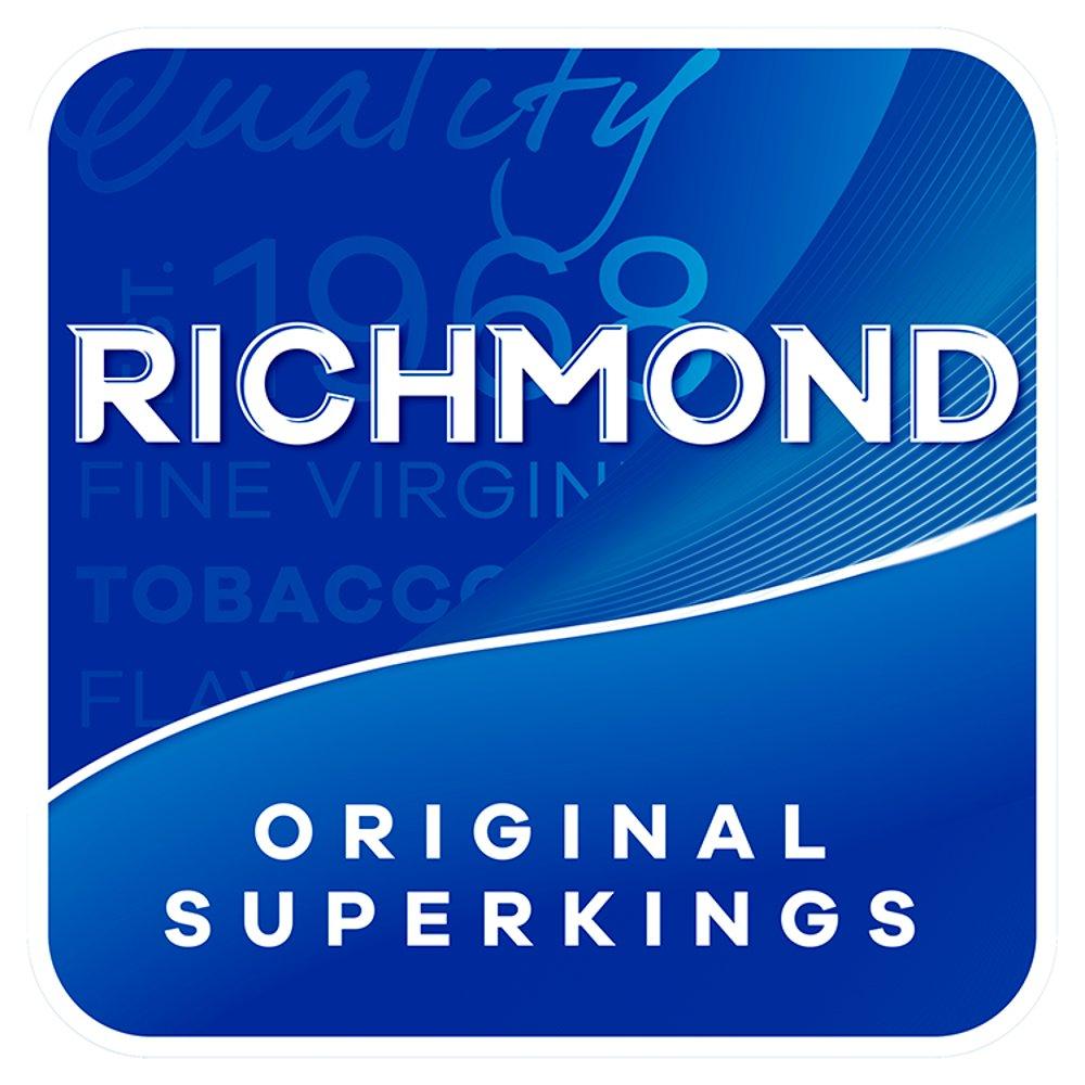 Richmond Superkings Real Blue 20