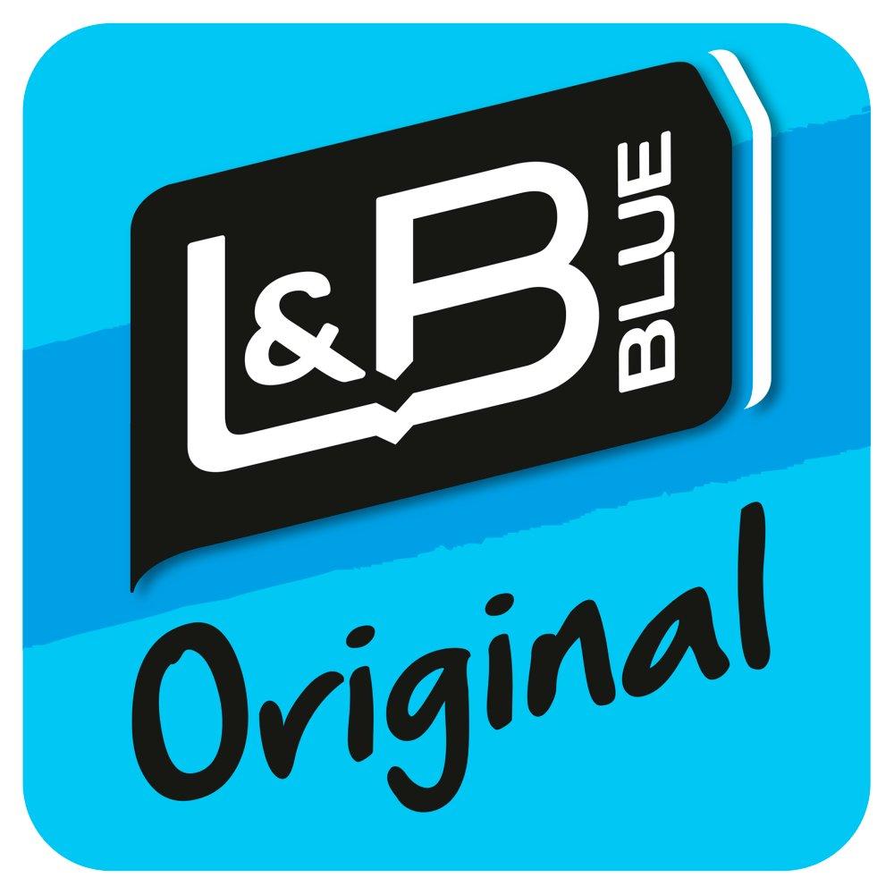 L&B Blue Real Blue 20