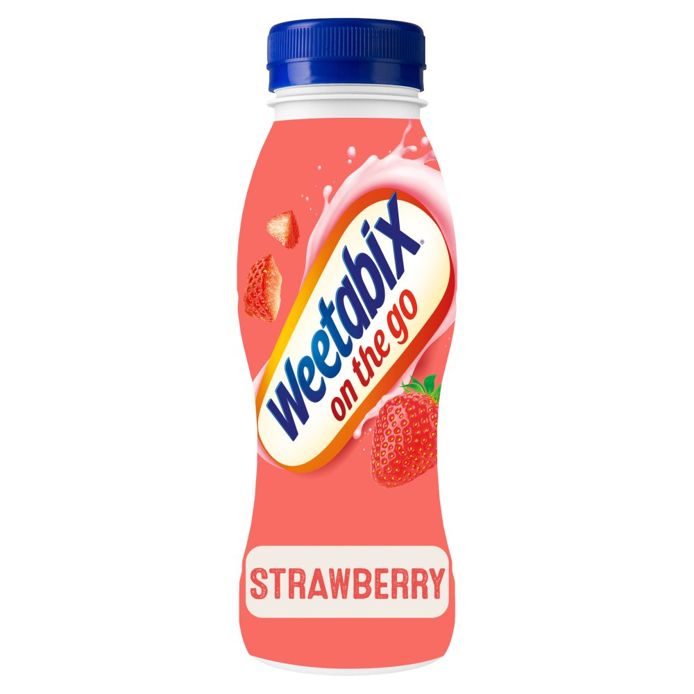 Weetabix On The Go Drink Shake Strawberry PM £1