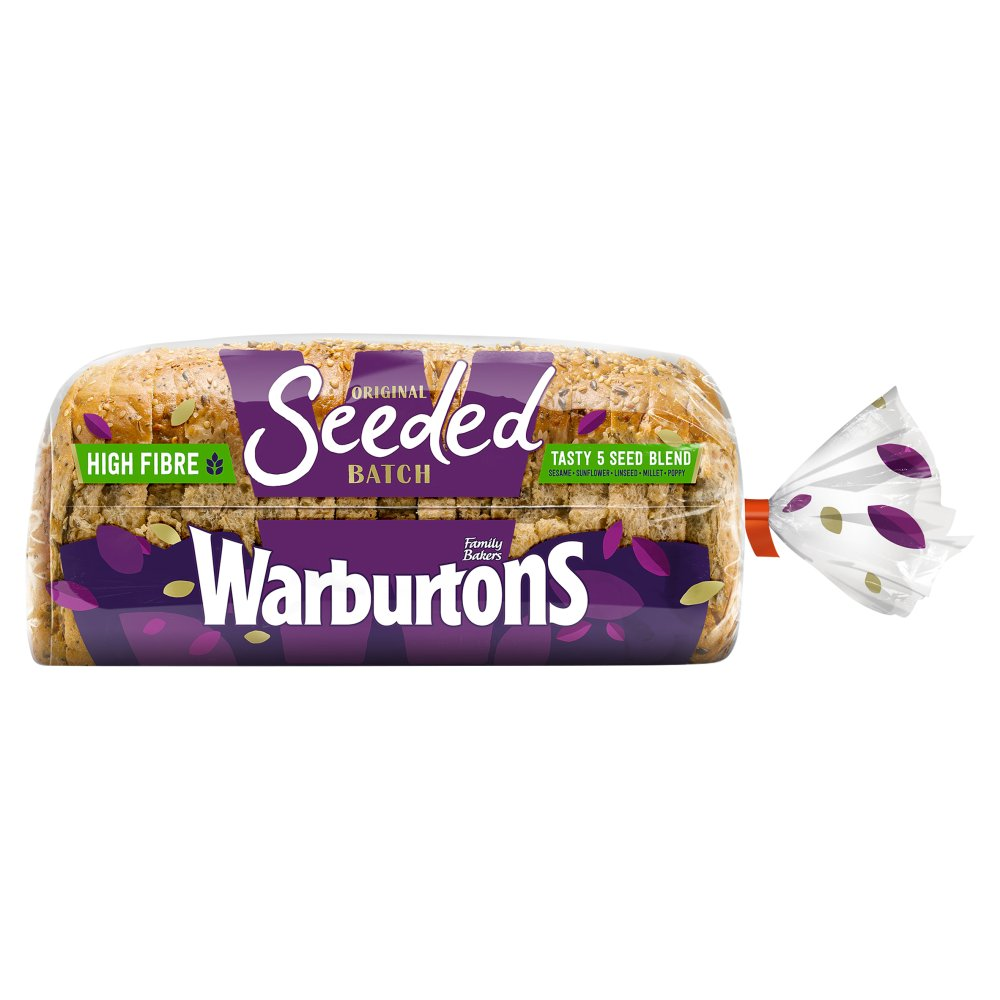 Warburton Seeded Batch