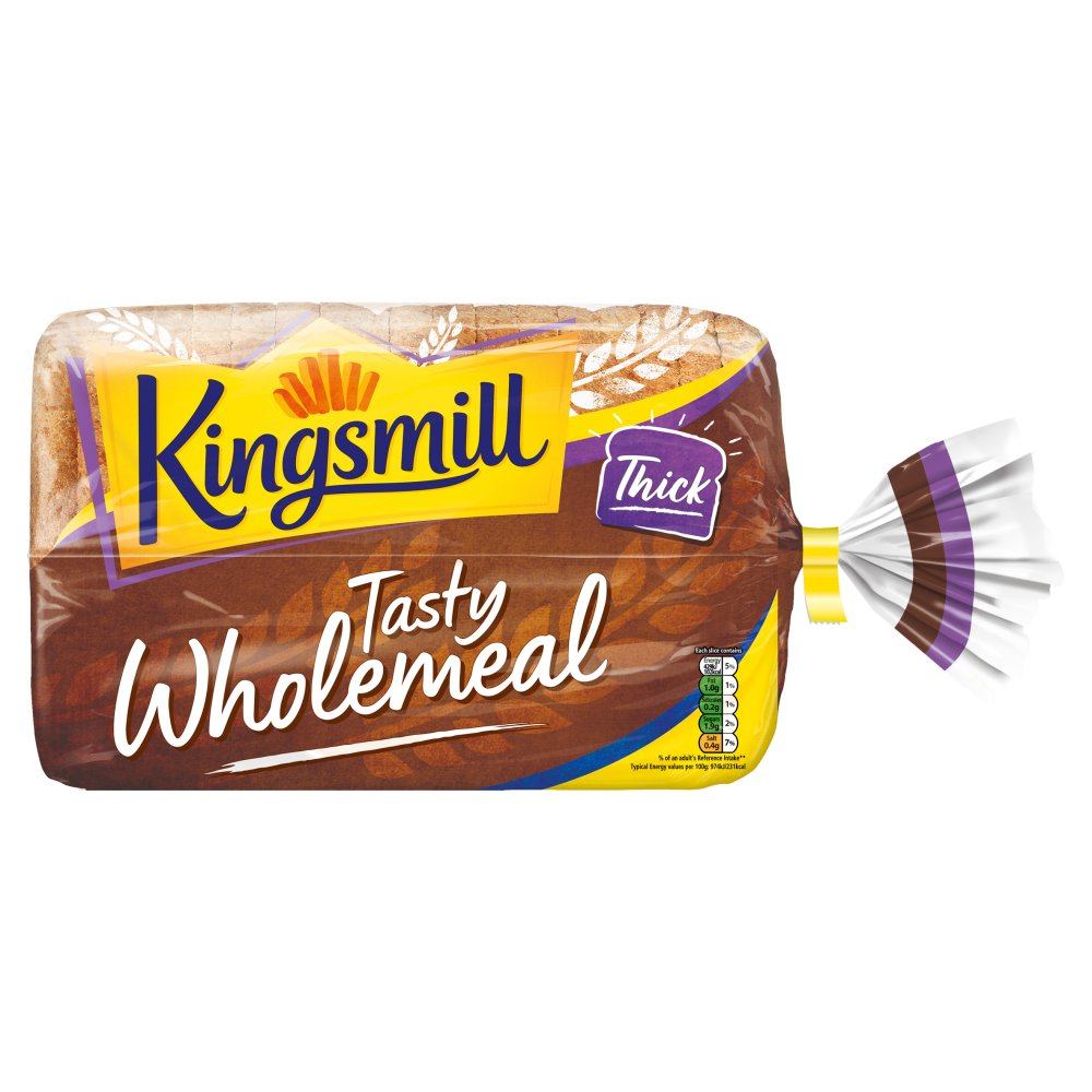 Kingsmill Everyday Wholemeal Thick