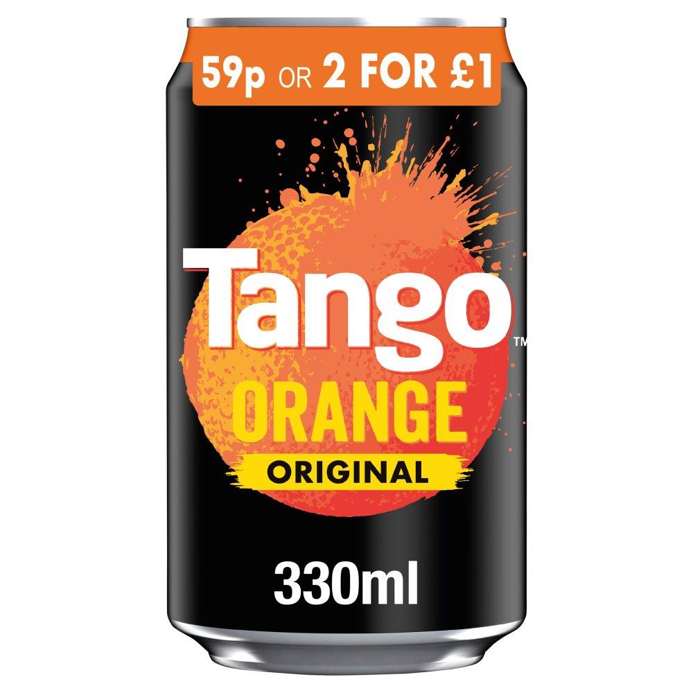 Tango Original Orange 330ml