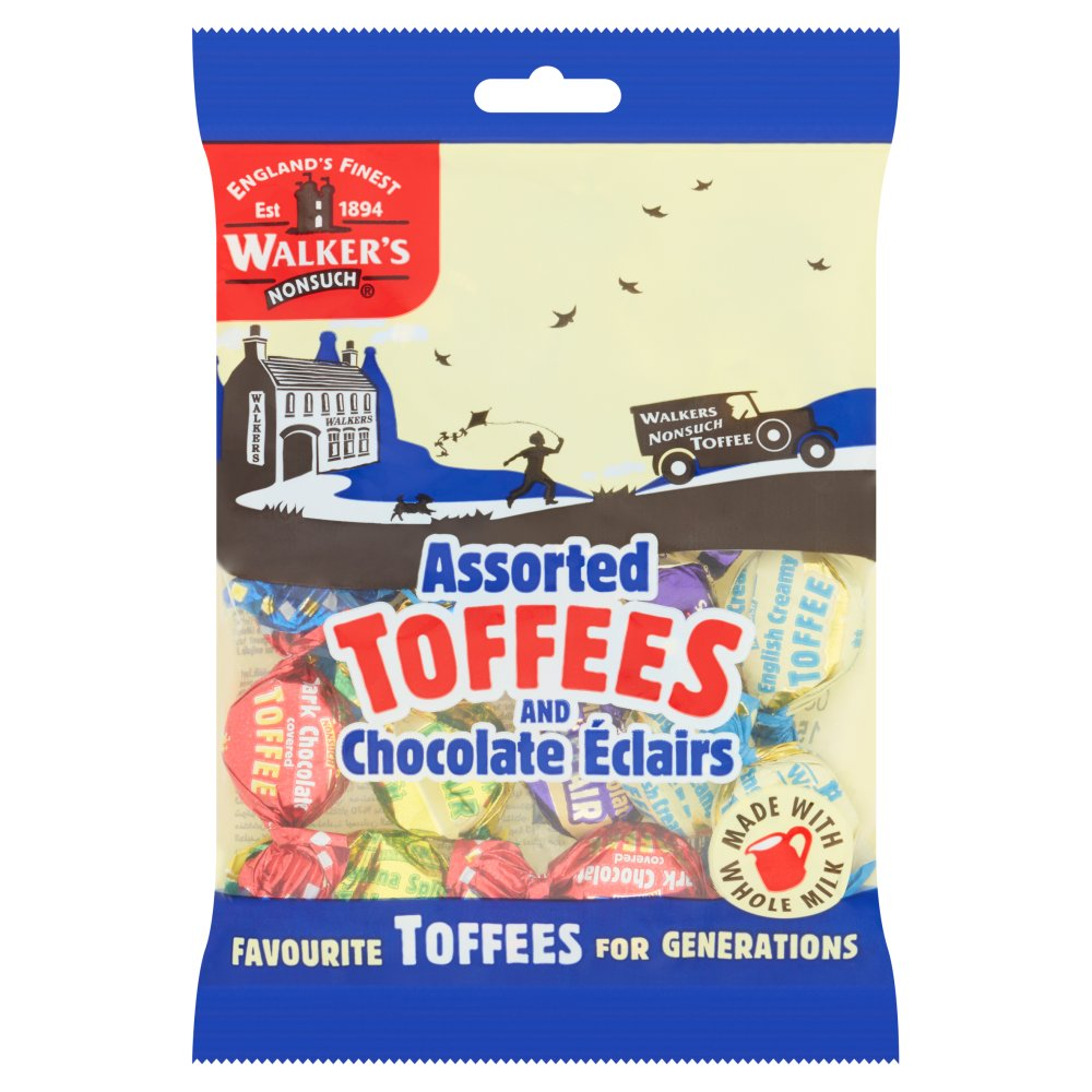 Walkers Assorted Royal Toffee