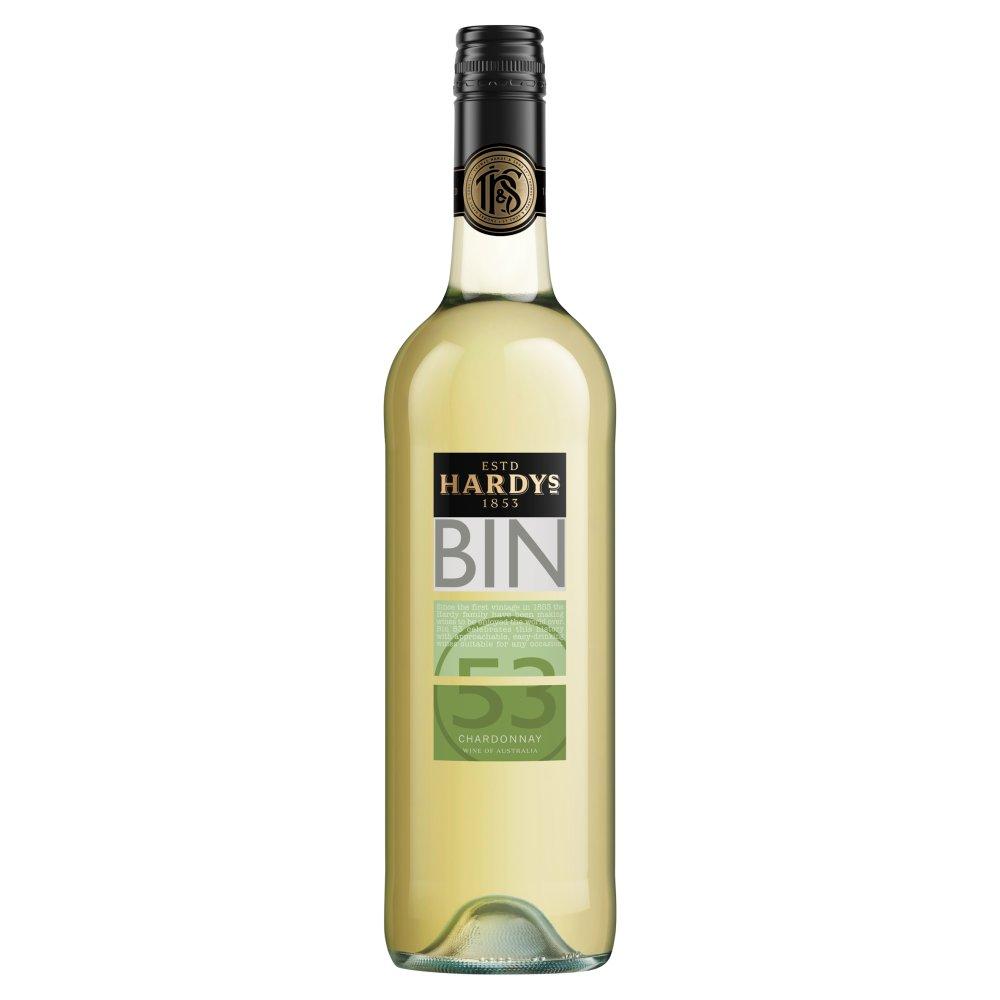 Hardys Bin 53 Chardonnay 75cl