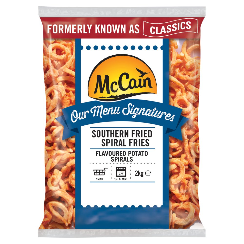 Mccains Spicy Spirals