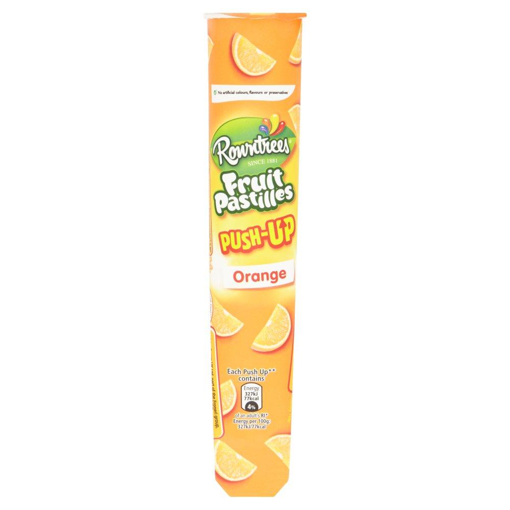 Rowntrees Fruit Pastilles Push-Up Orange 100ml