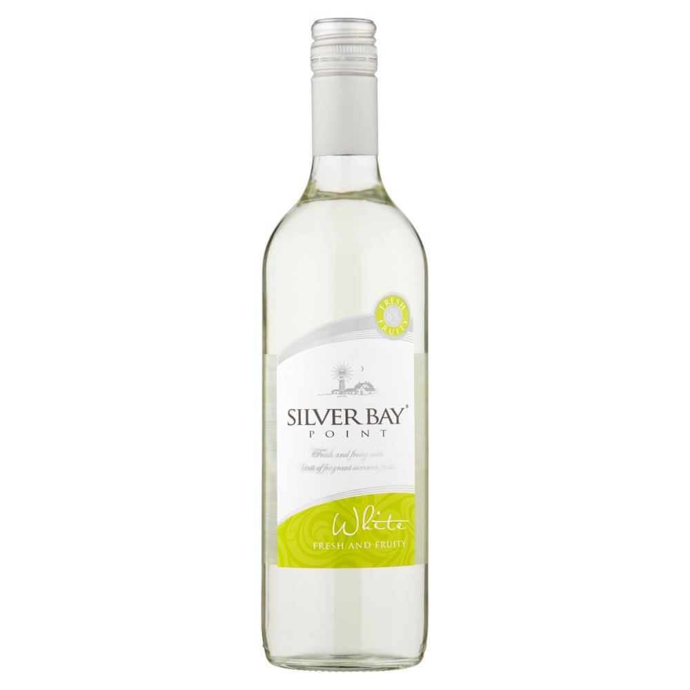 Silver Bay Point White 8% 75cl
