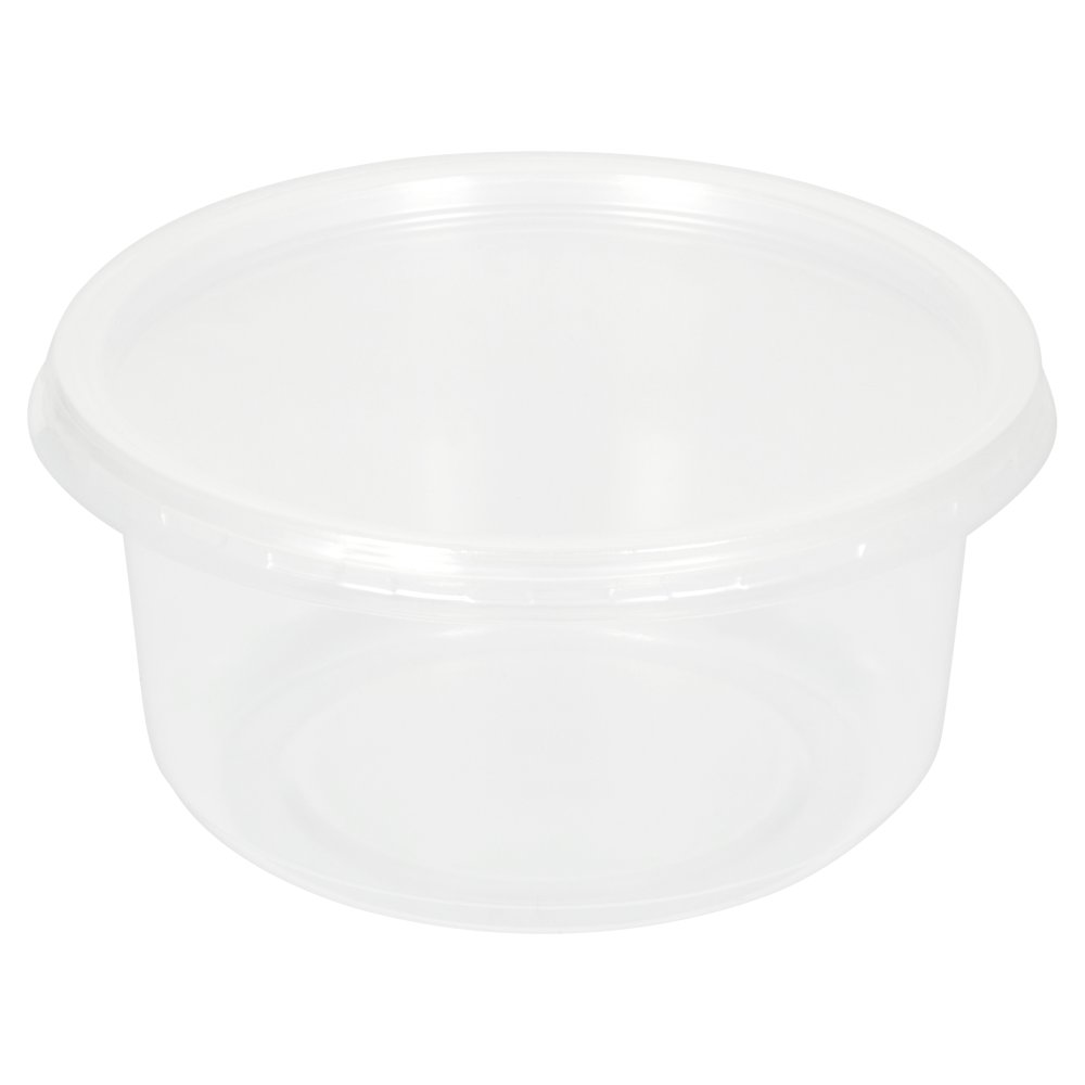 Microwaveable Deli Pot 12Oz