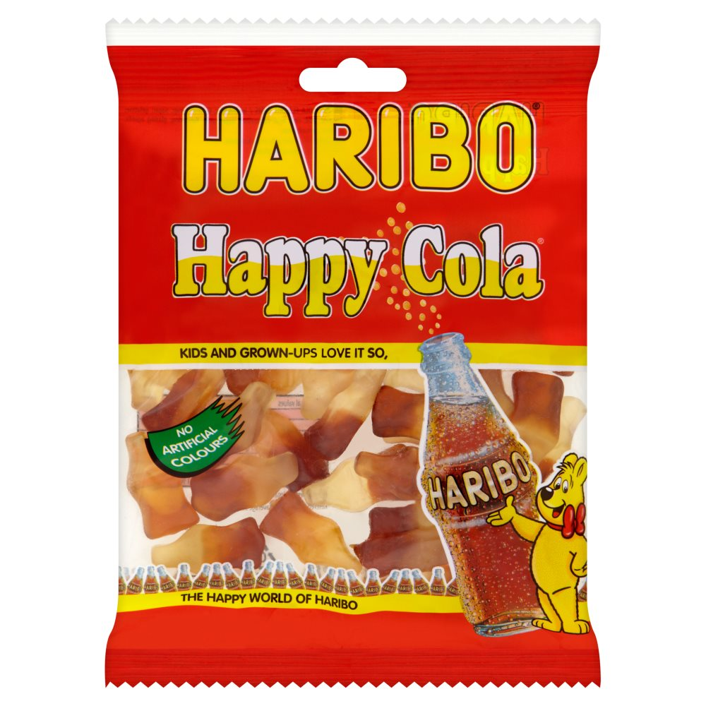 Haribo Happy Cola Bottle Pouch