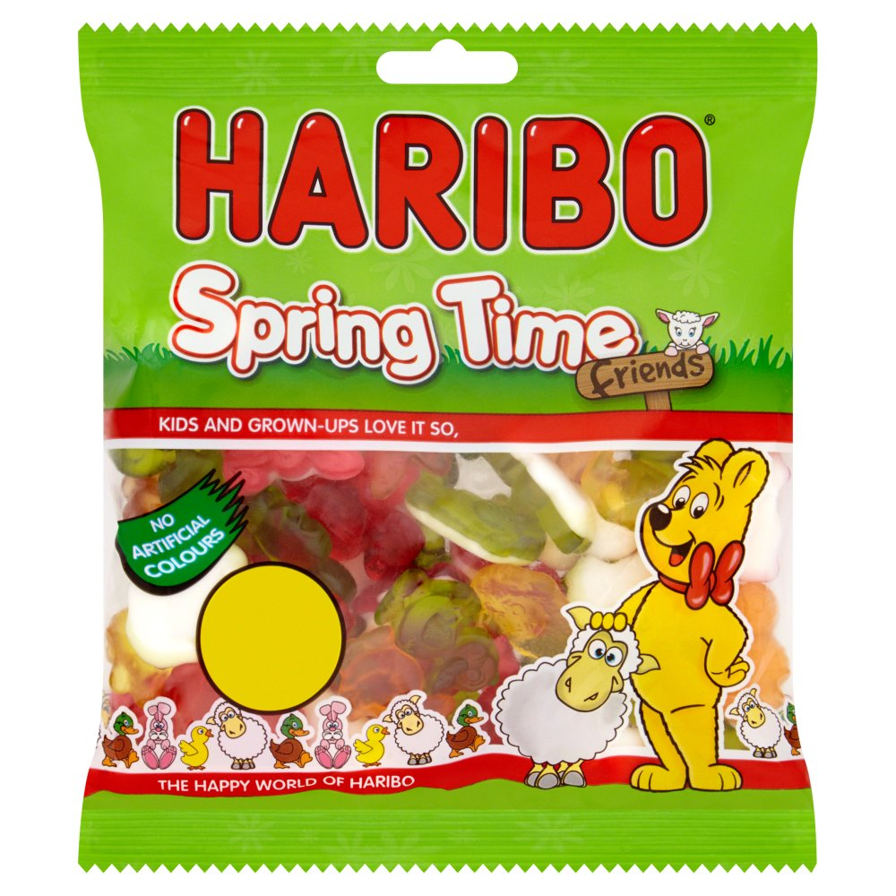 Haribo Spring Time Friends PM £1