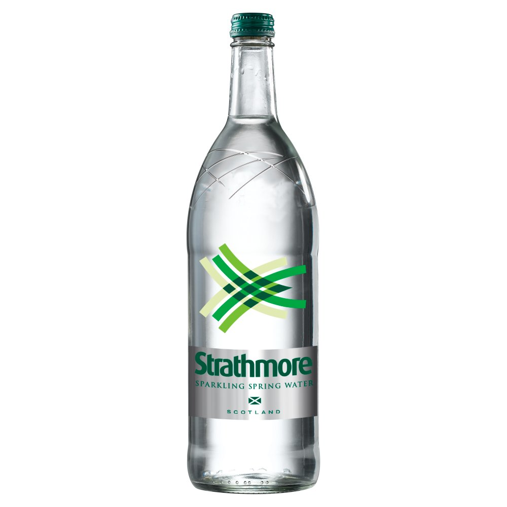 Strathmore Glass Sparkling Water