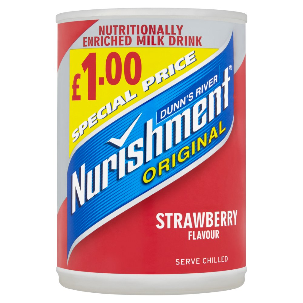 Nurishment Strawberry PM £1