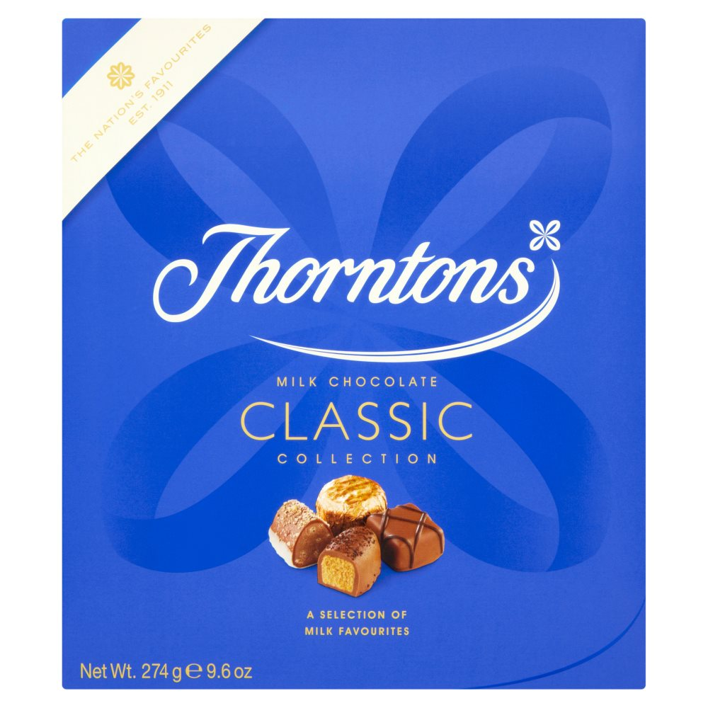 Classic Milk Favourites Box