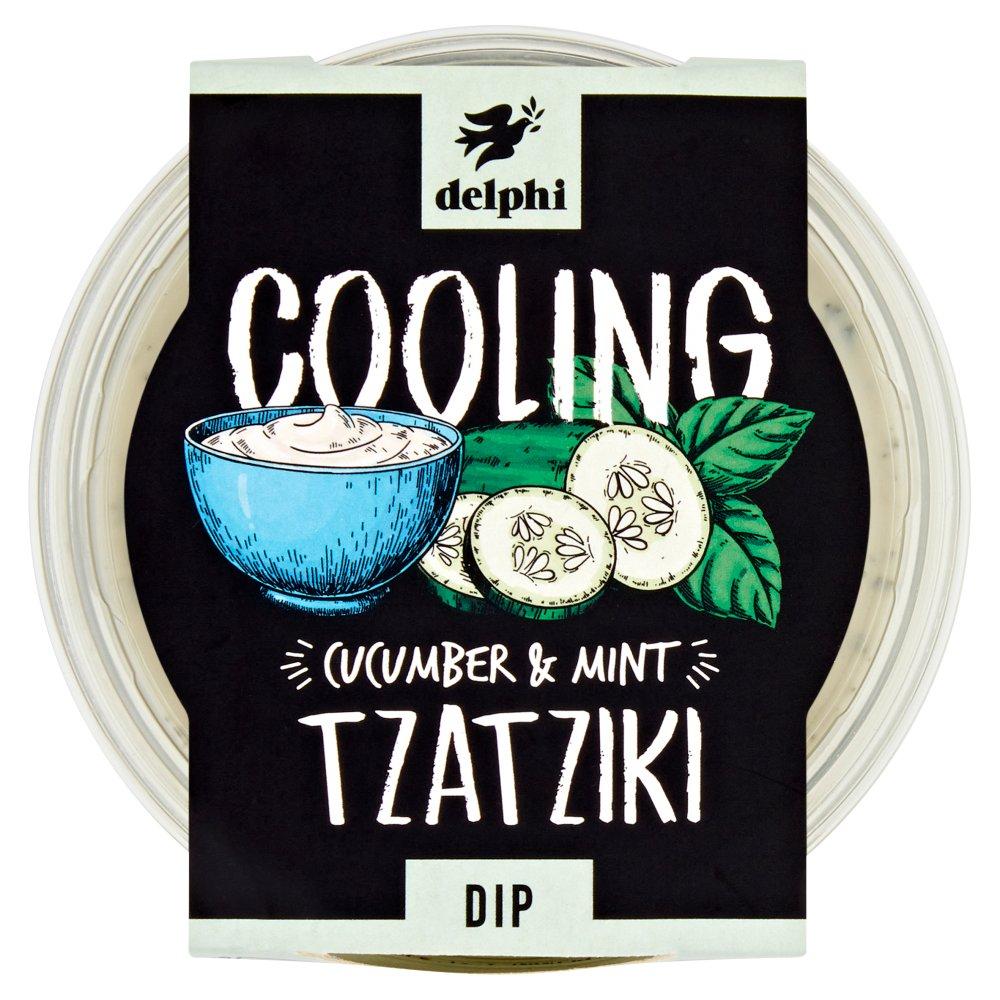 Delphi Cooling Tzatziki Dip 170g