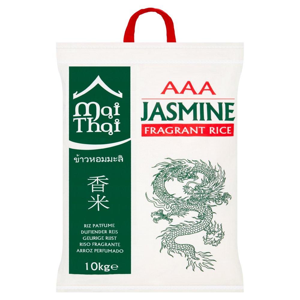 Mai Thai AAA Jasmine Fragrant Rice 10kg