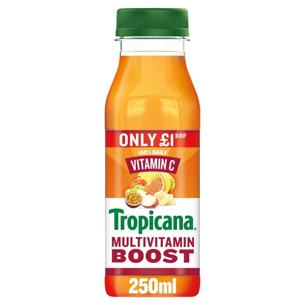 Tropicana Multivitamins Juice PMP 250ml