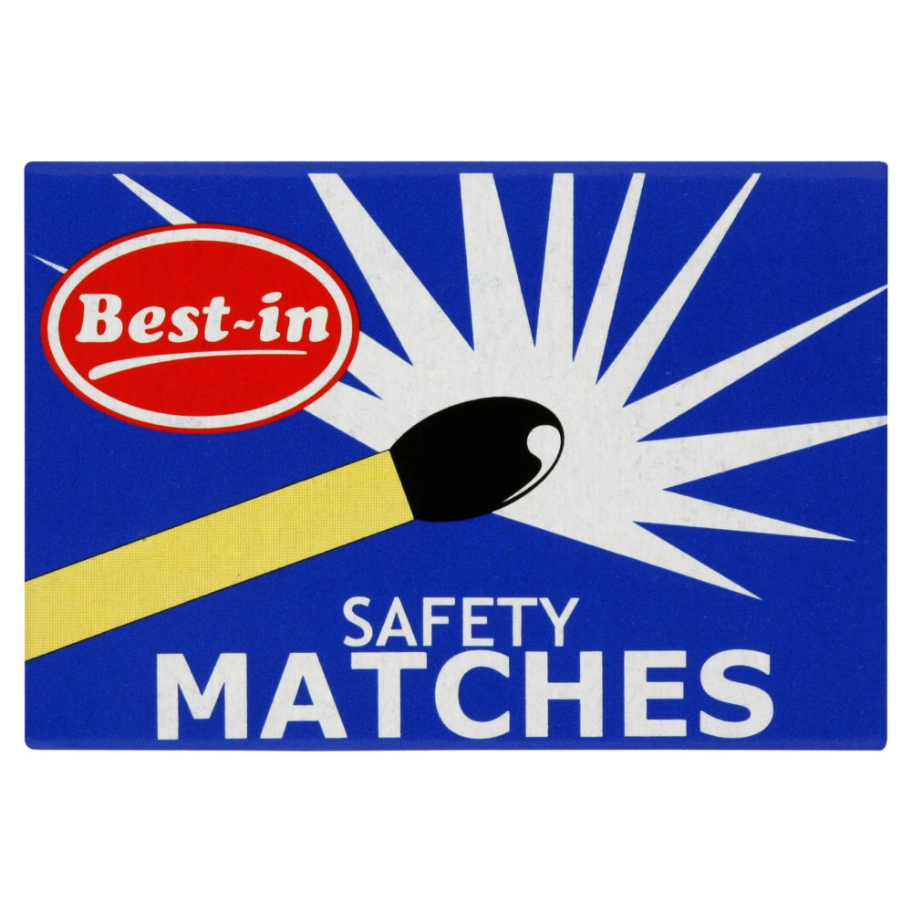 Best-in 40 Safety Matches