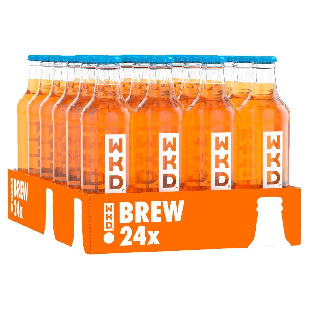 WKD Iron Brew 24 x 275ml