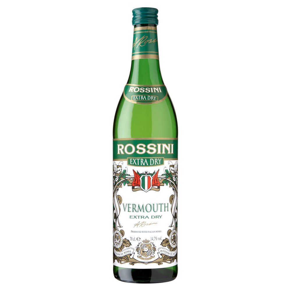 Rossini Vermouth Extra Dry 70cl
