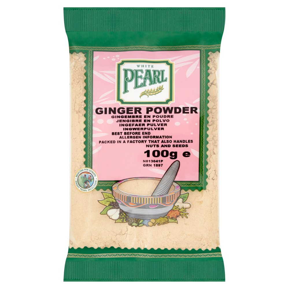White Pearl Ginger Powder