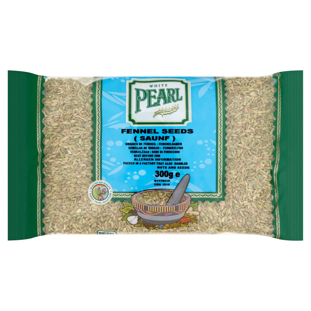 White Pearl Saunf (Fennel Seed) 300g