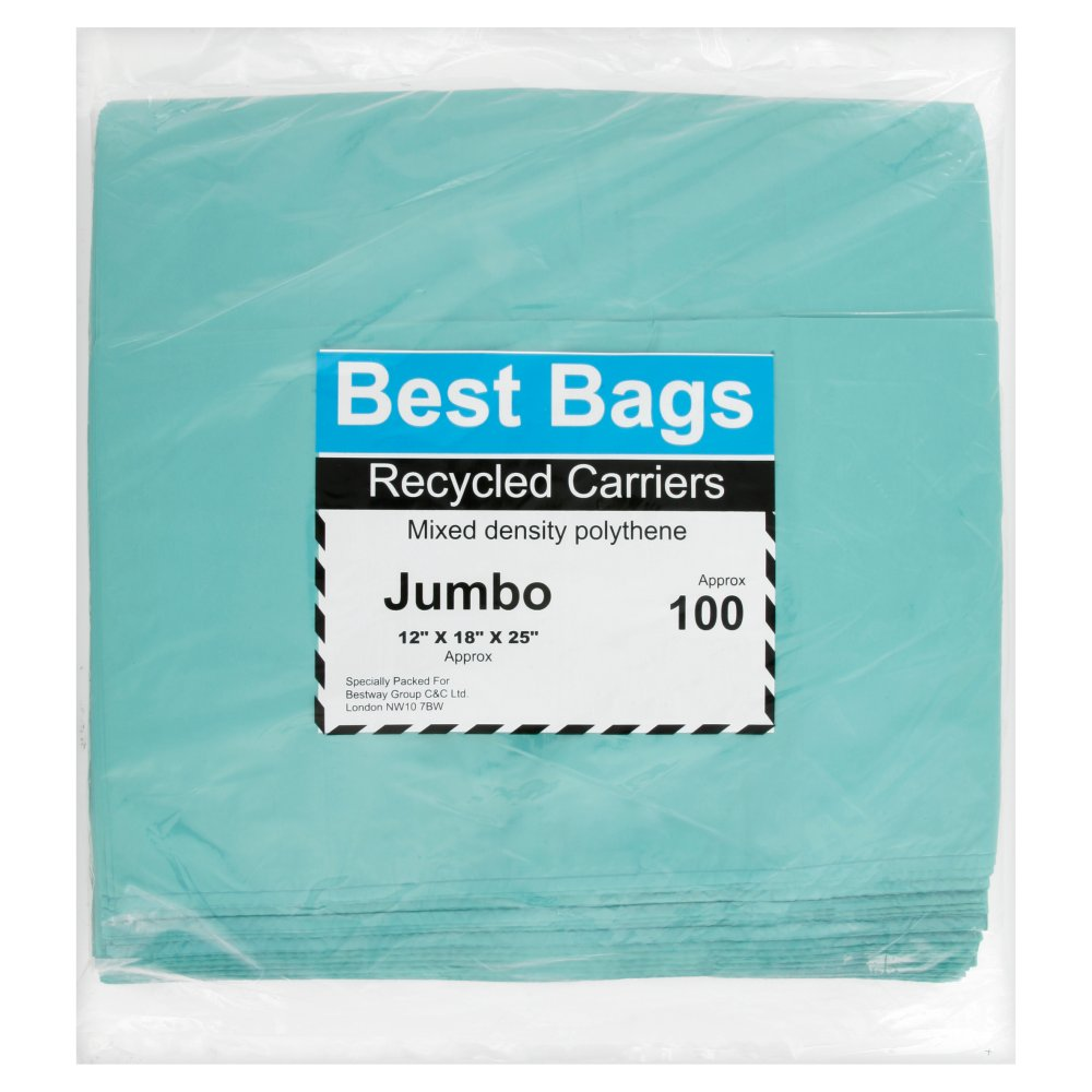 Jumbo Recycled Carrier