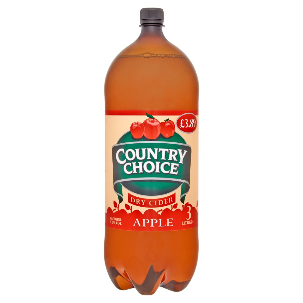 Country Choice PM £3.89