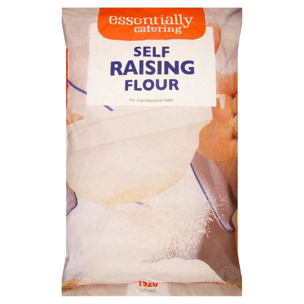 Essentially Catering Self Raising Flour 16kg