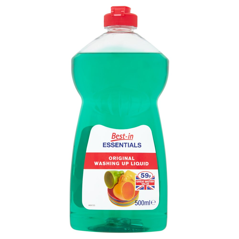 Bestin Essentials Washup Liquid PM 59p
