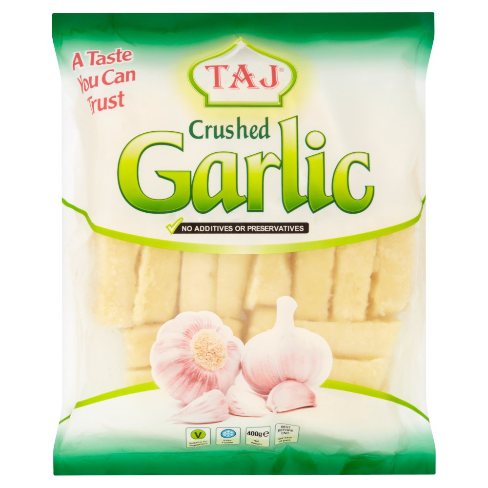 Taj Crushed Garlic