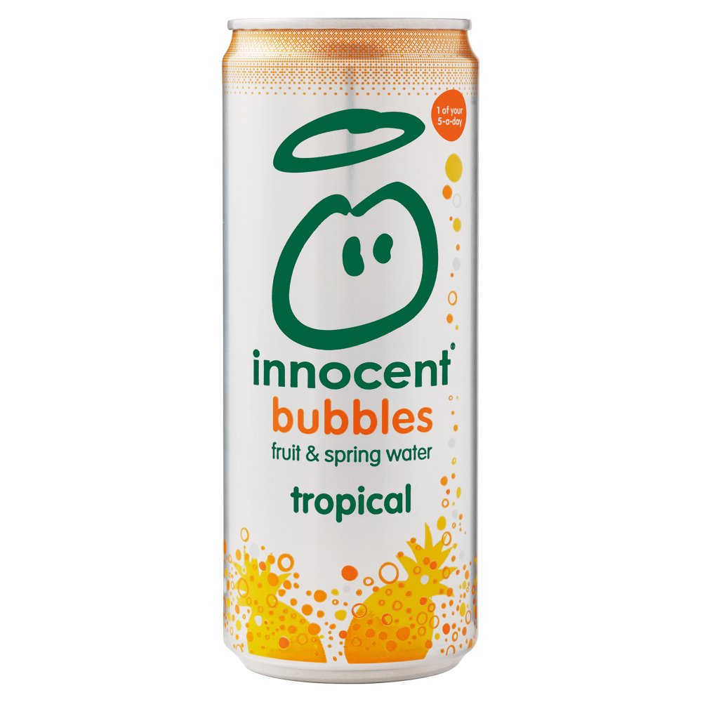 Innocent Blbbles Tropical
