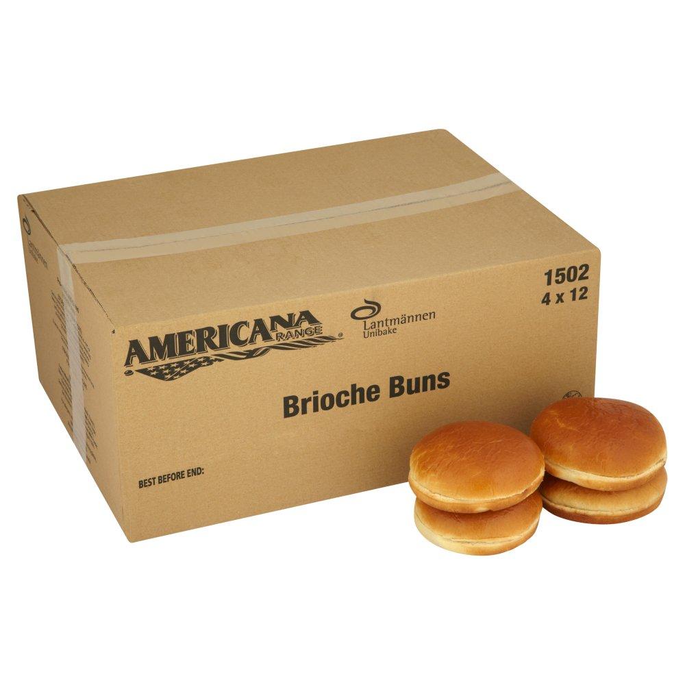 Americana Range Brioche Bun