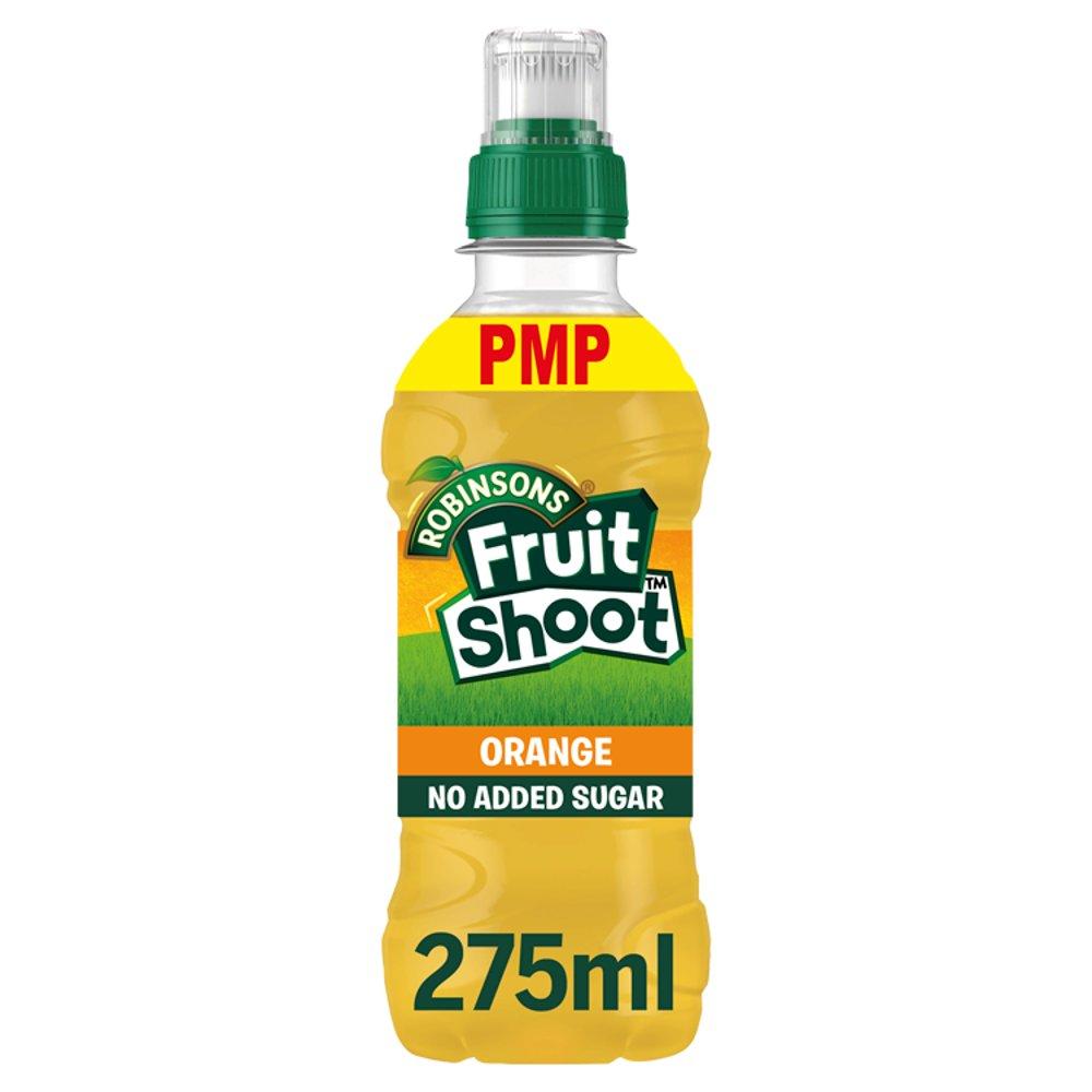 Fruit Shoot Orange Kids Juice Drink 275ml