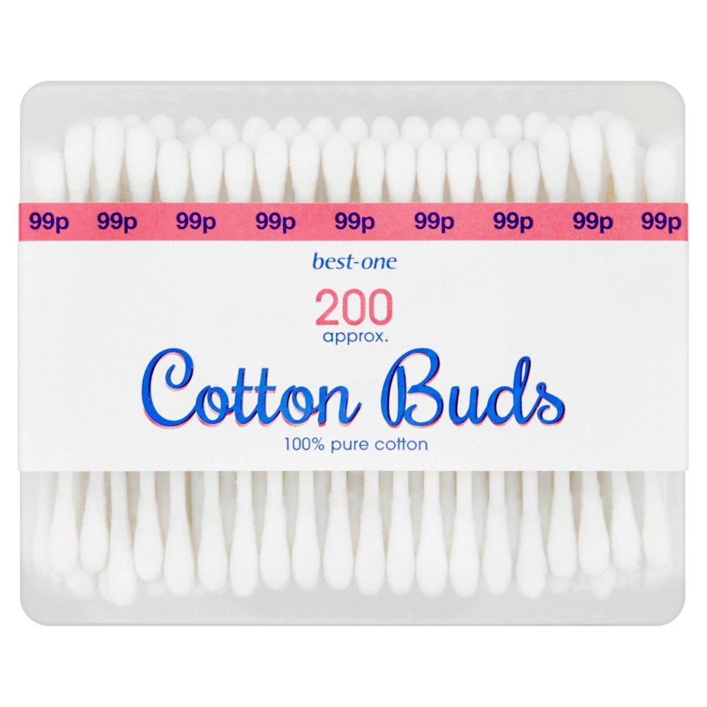 Best-One 200 Cotton Buds
