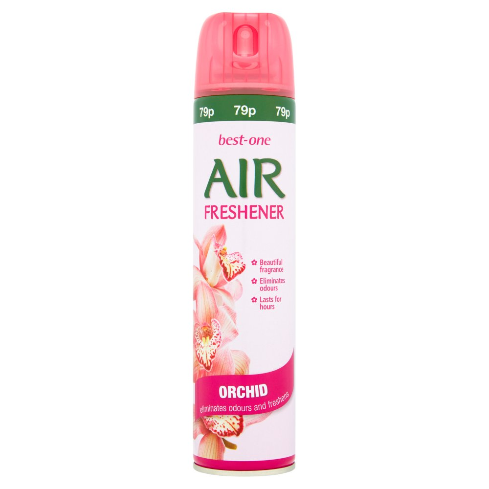 Best-One Air Freshener Orchid 240ml