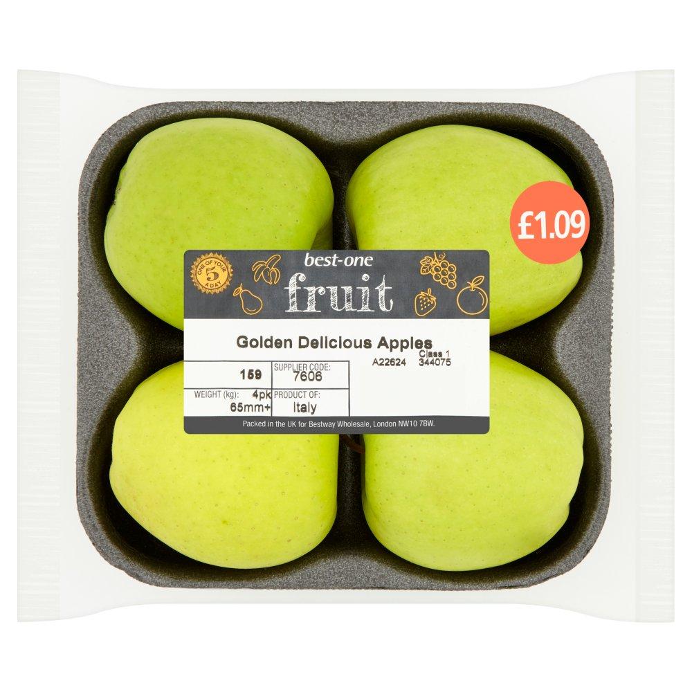 Best-One Fruit Golden Delicious Apples