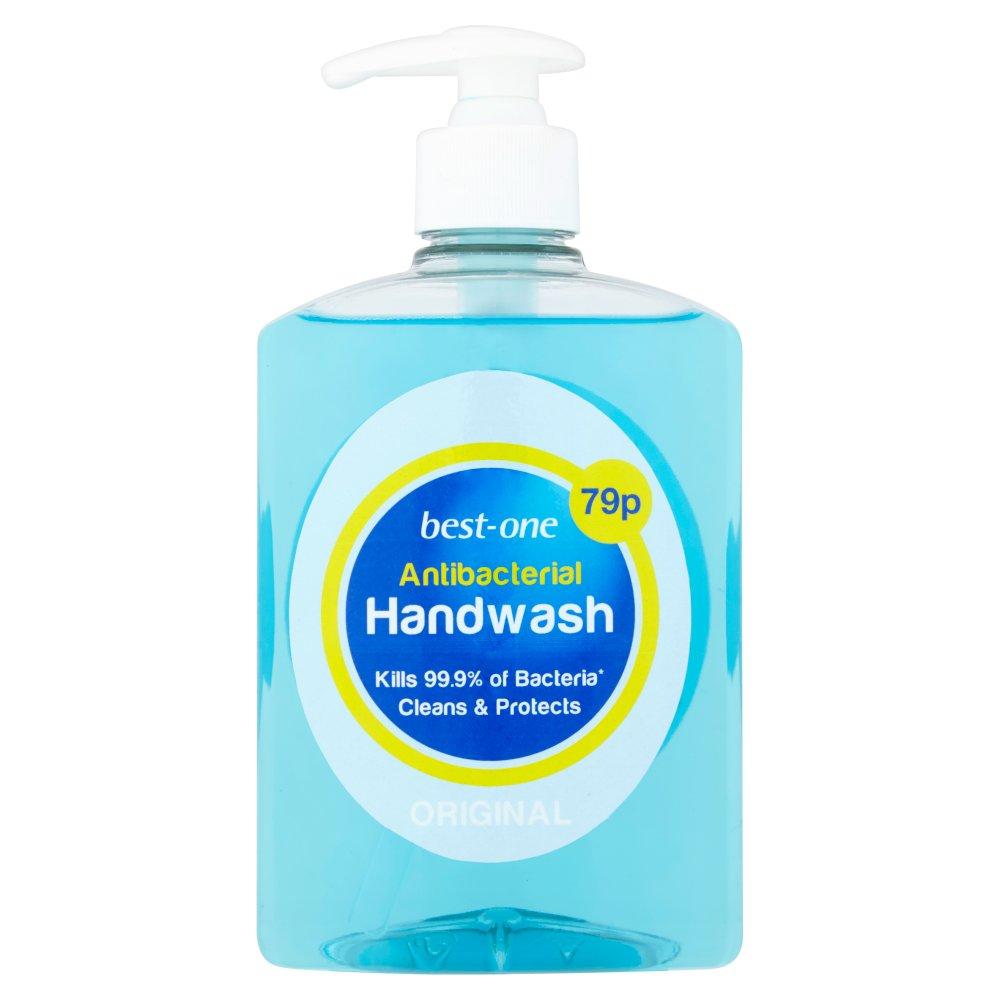Best-One Antibacterial Handwash Original 500ml