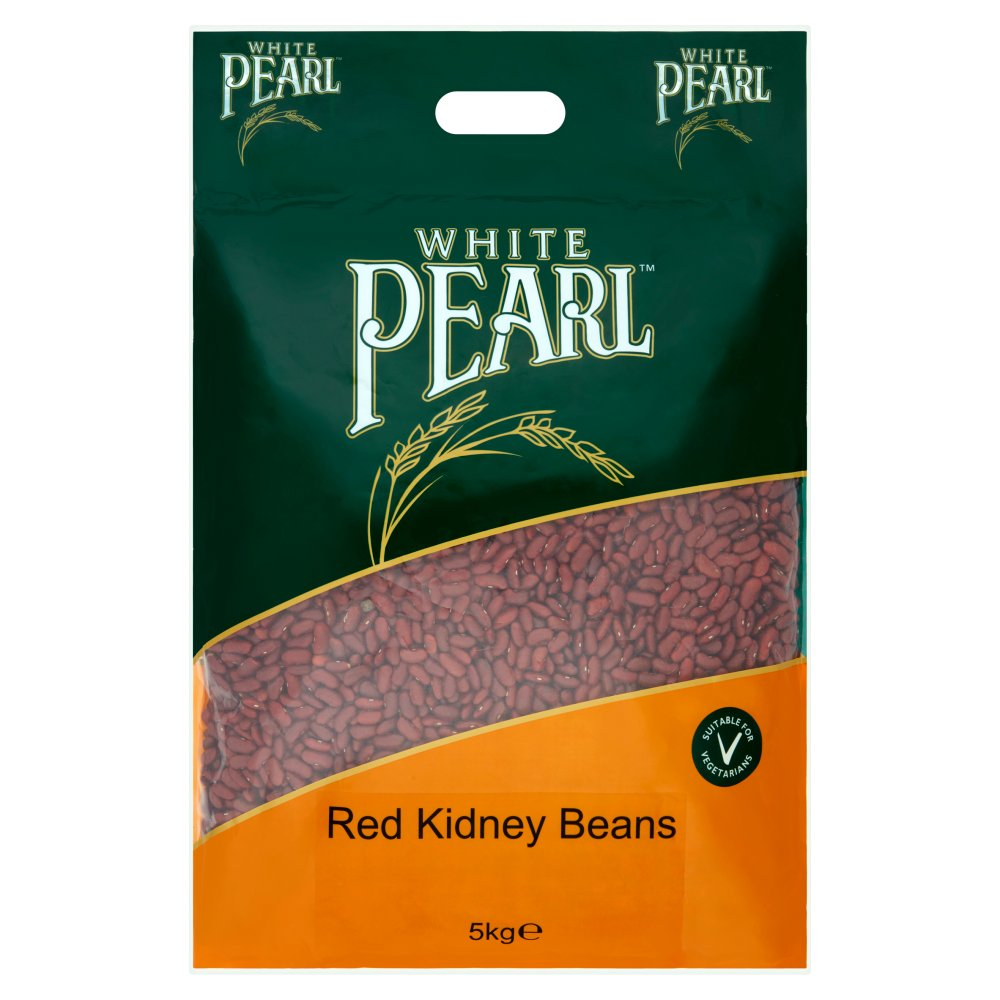 White Pearl Red Kidney Beans 5kg