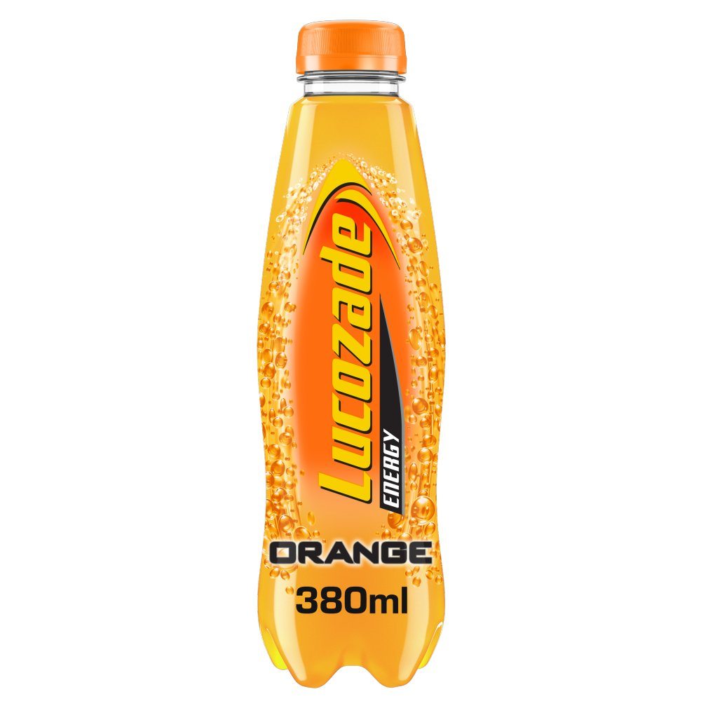 Lucozade Energy Orange