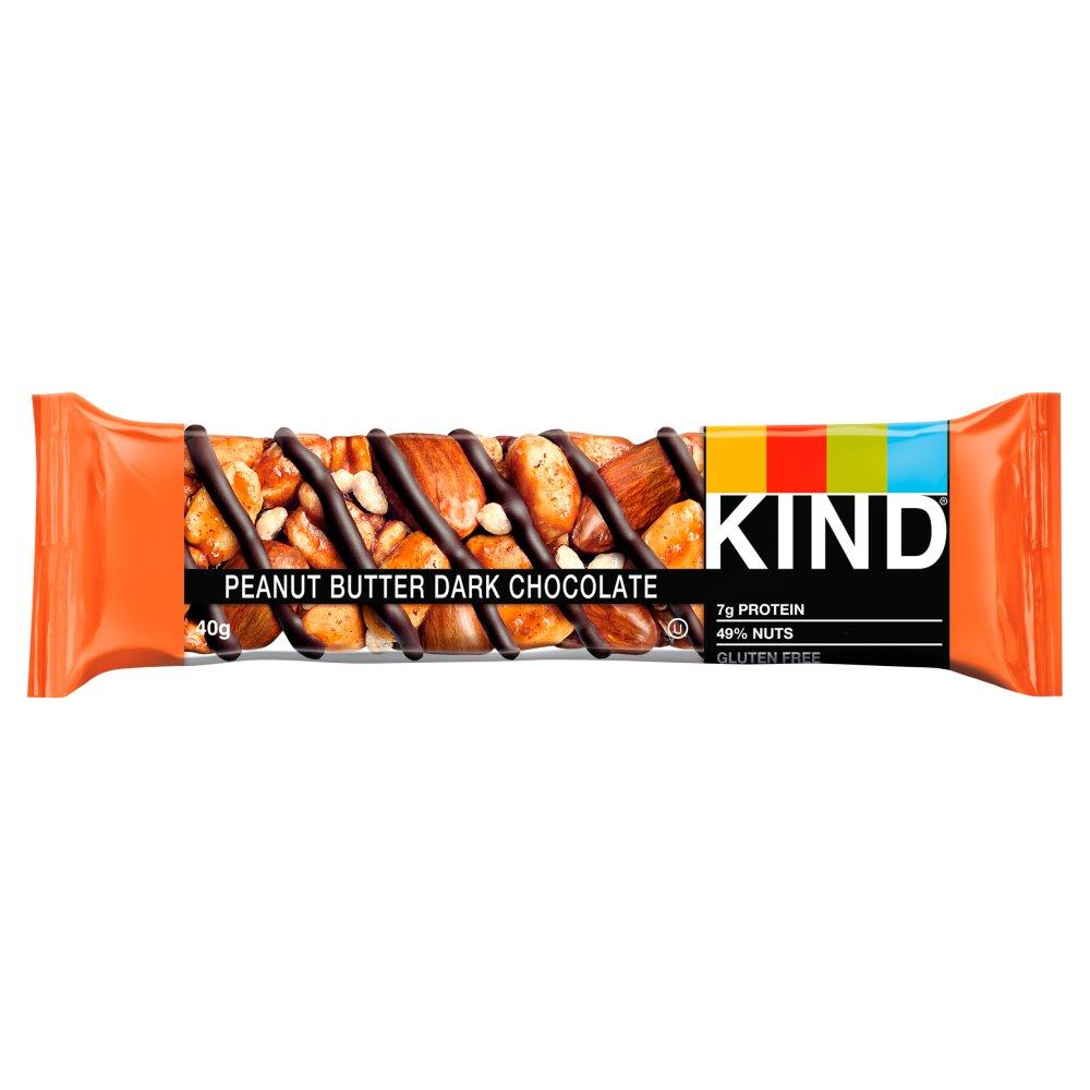 KIND Peanut Butter & Dark Chocolate Snack Bar 40g